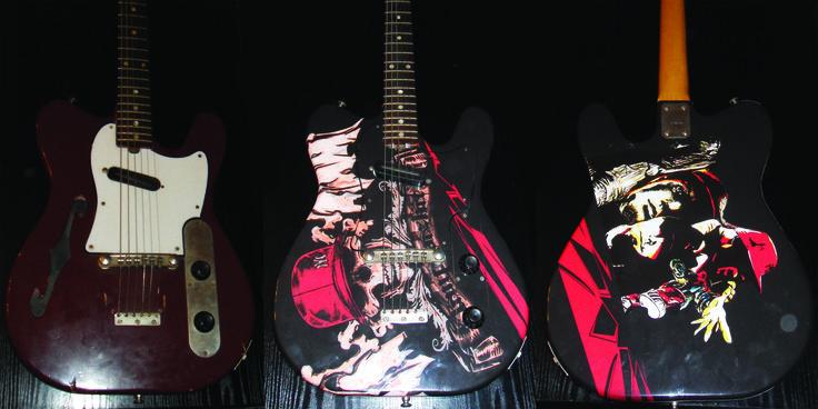 jolana guitar