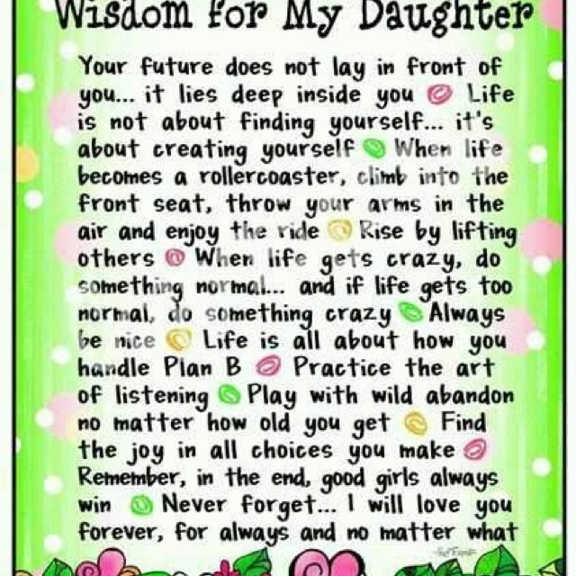 Graduation Quotes For Daughter: 1000+ Images About To My Daughter On Pinterest