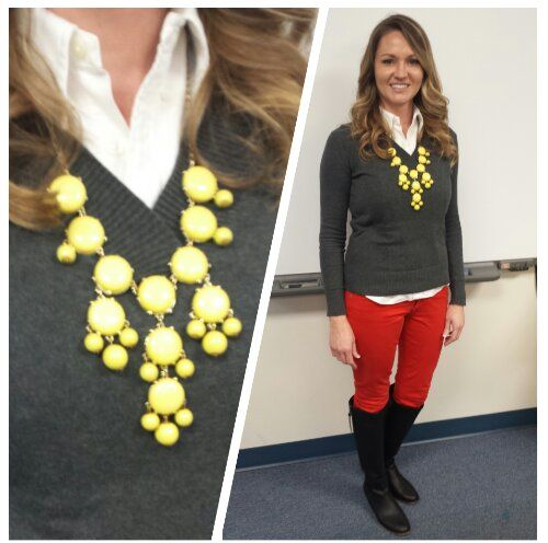 Blog on teaching outfits....I need the ideas like these!