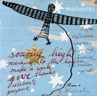 Celebrating Matariki (Maori New Year) - Blue