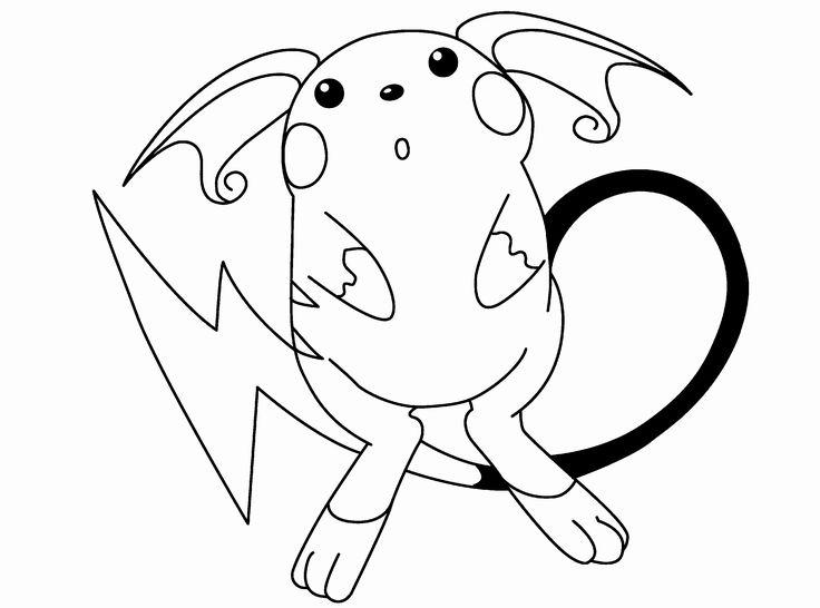 pikachu coloring pages  pokemon malvorlagen ausmalbilder