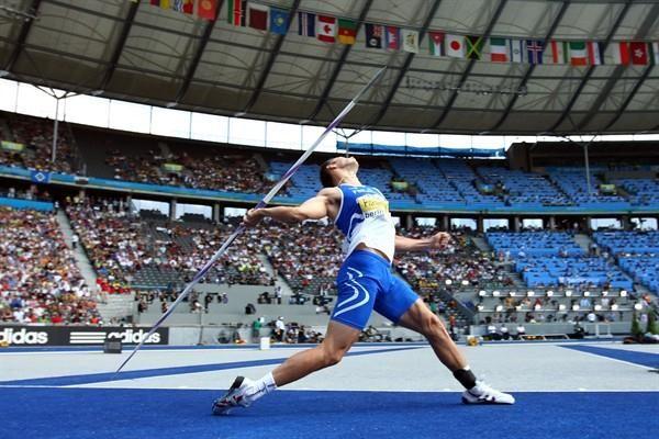 Tero Pitkamaki #JavelinThrow #Athletics