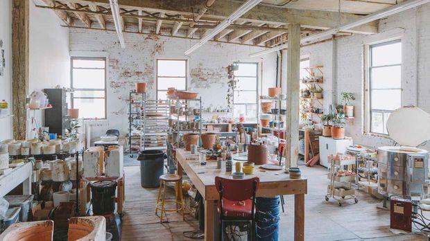 New Yorkse keramist over haar job: 'Dit is de perfecte ontmoeting tussen kunst en ambacht'