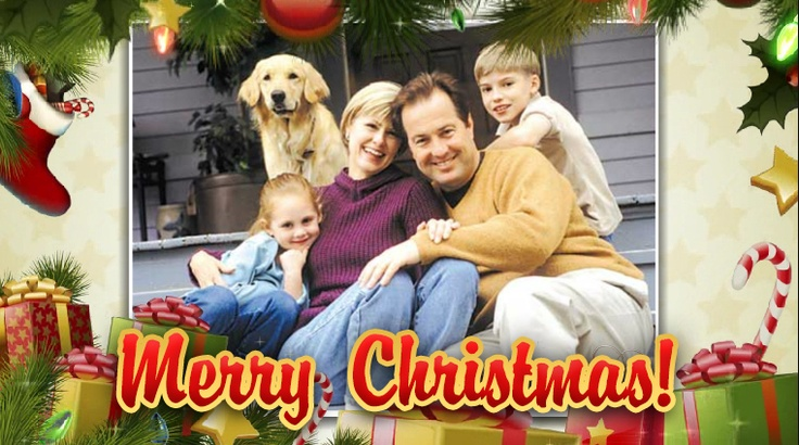 Christmas personalized eCard-maker, use your best pics and favorite music to wish your family and friends the best and make them happy!!!