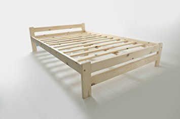 Image result for basic double bed frame uk