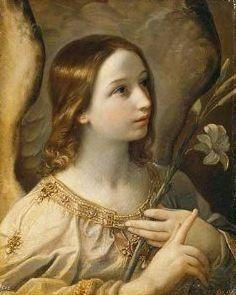 El arcángel Gabriel: El arcángel Gabriel