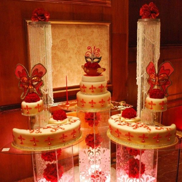 how to stack wedding cakes in nigeria wedding separate tier wedding cake by 16178