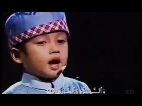 Muhtadi Ahmad 3 Tahun Hafidz Qur'an QS : At Thoriq (+playlist)