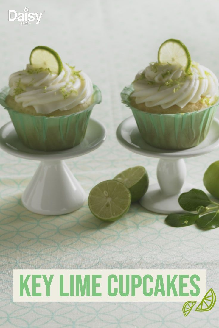 Light Fluffy And Bursting With Flavor These Easy Key Lime Cupcakes Are Perfect For Any Occasion Lime Cupcakes Key Lime Cupcakes Cupcake Calories