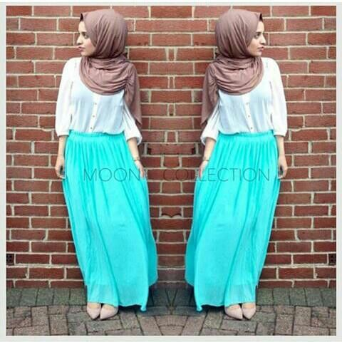 -Moon collection- Skirt and top Hijab friendly