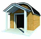48 x 60 Dog House Plans  Gambrel Roof  Pet Size To 150 lbs  Large Dog  08