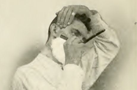 Be prepared and get into vintage straight razor shaving. Why Get a Straight Razor Shave? Read on.