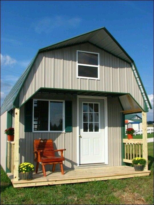 Storage Barns Turned Into Homes Best Garden Sheds