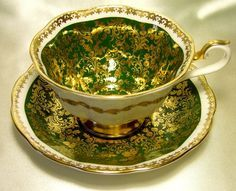 gold and green things - Google Search