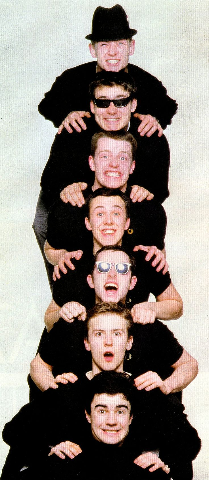 Madness House of Fun - Nutty Boys Band Slot