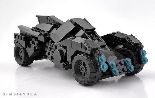 arkham knight batmobile lego lego lego lego batman. Black Bedroom Furniture Sets. Home Design Ideas
