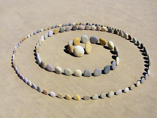 stones in motion