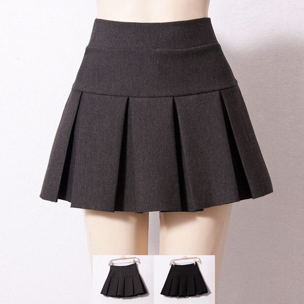 """Sweet cute pleated skirt mini skirt HOLIDAYGIFTCENTER-BESTGIFTOFTHEYEAR CuteKawaiiHarajukuFashionClothing&AccessoriesWebsite.SponsorshipReview&AffiliateProgramopening!Soft and warm.It isgirlsfashion you must have one in your closet check it out use this coupon code """"pinscute"""" to get all 10% off shop now for lowest price."""