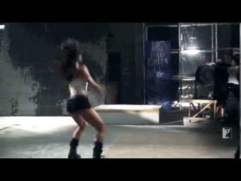making of song Kamli | Katrina Kaif | Dhoom 3
