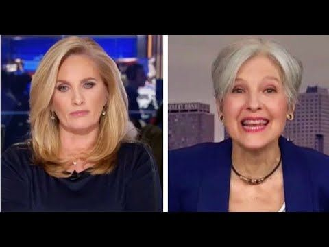 MSNBC Asks Jill Stein If She's Responsible For Trump Winning #I'mWithJill