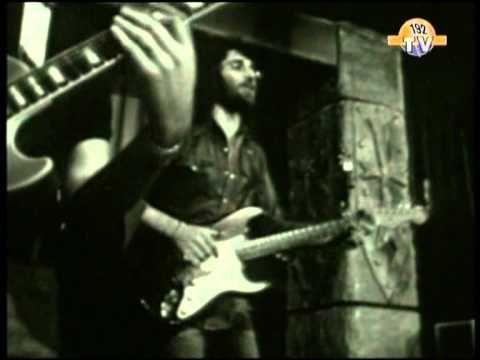John Kongos - He's gonna step on you again ( Rare Original Footage French TV 1971 ) - Happy Mondays