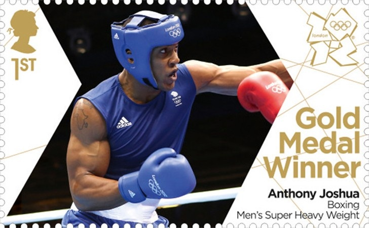 Anthony Joshua Boxing Men's Super Heavy Weight
