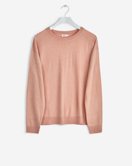 Merino R-neck Pullover - Knitwear - Shop Woman - Filippa K