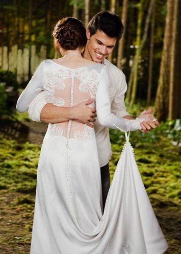 Vestido de boda de bella crepusculo