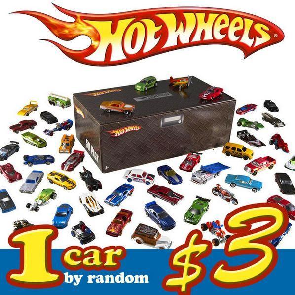 1 coche 1: 64 100% Hot wheels Coches Al Azar de la venta caliente Original carrera de coches maquetas mini aleación de coches de juguete para niños hobby colección
