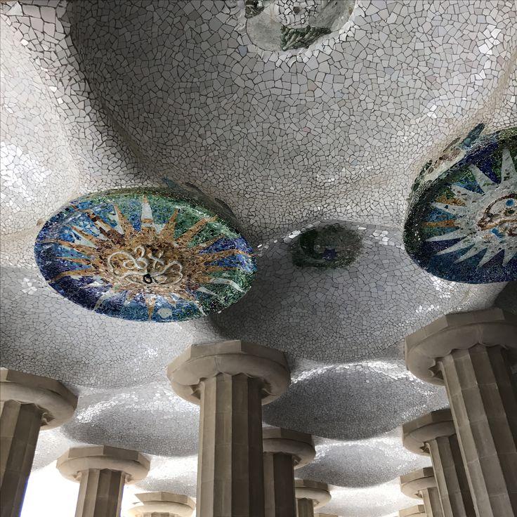 Park Guell, Barcelona, Spain 🇪🇸  @_shutterbug_bec_