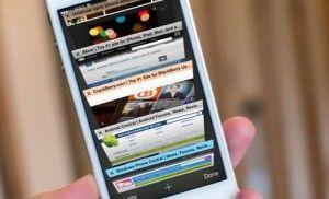 Cómo cerrar pestañas de Safari de una tacada con iOS7  