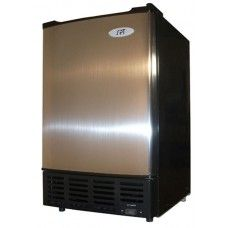 Appliances> Major Appliances> Freezers & Ice makers: Under-Counter Ice Maker with Freezer