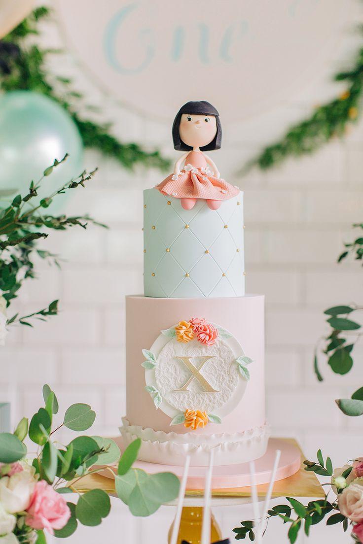 Best 25 Pink first birthday ideas on Pinterest Pink photo Girl