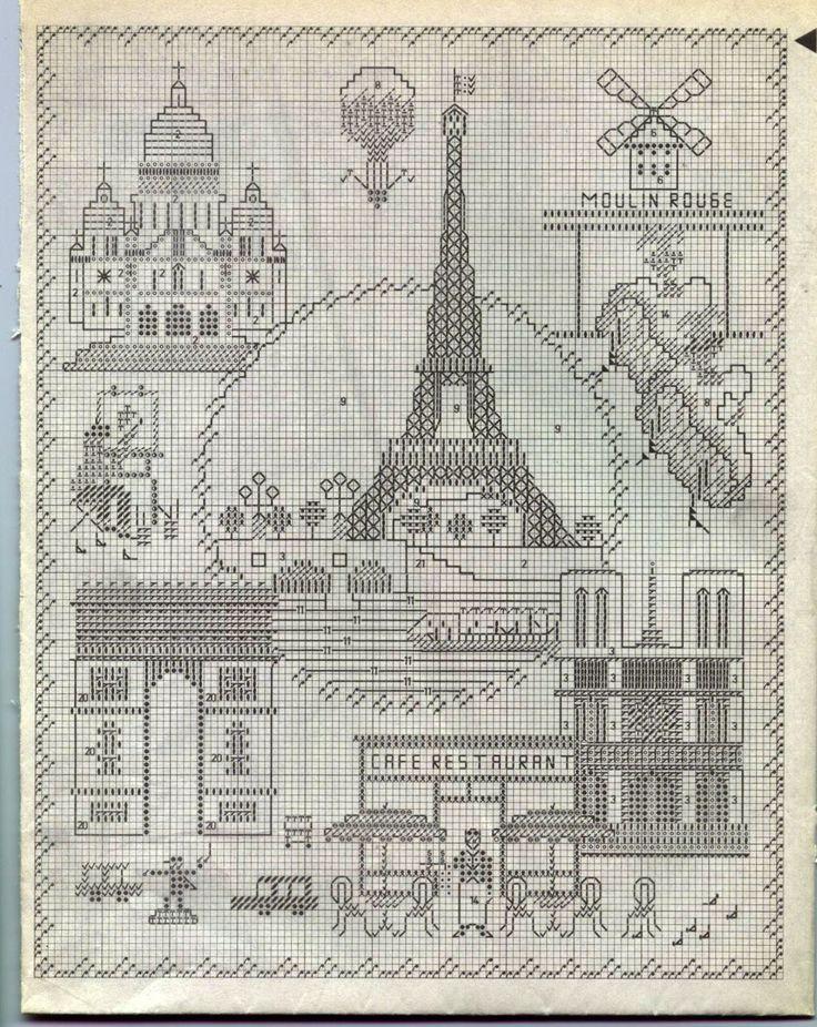 Paris Monuments 2/2