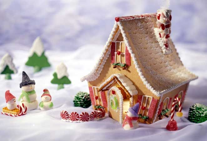 25+ Best Ideas About Gingerbread House Template On