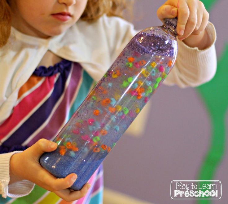 Discovery Bottles are an easy and fun way to offer kids a great sensory experience without all the mess. Don't get me wrong, I love a good preschool mess, but sometimes it's nice to change things up a bit! In our classroom, we have a handful of students who are a bundle of energy at...Read More »