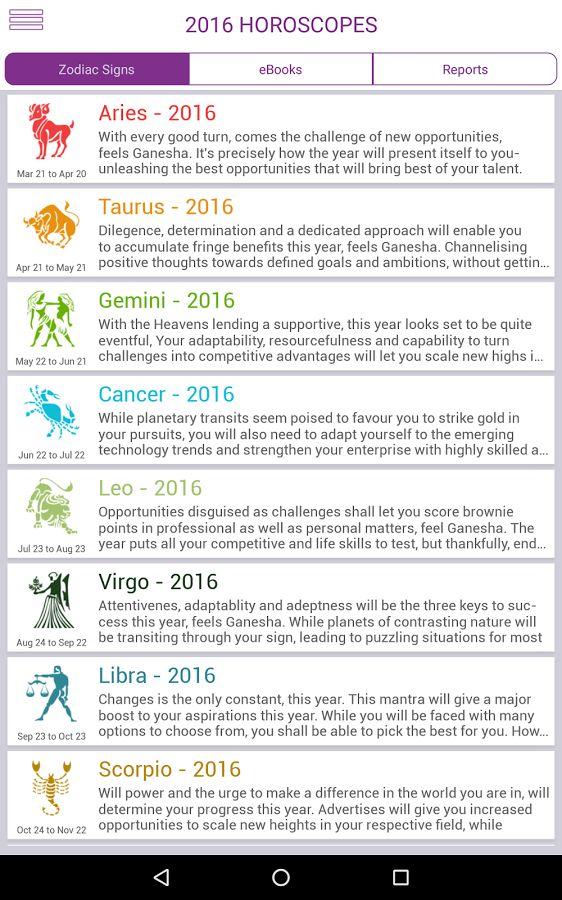 new zodiac chart 2016 - Heartimpulsar