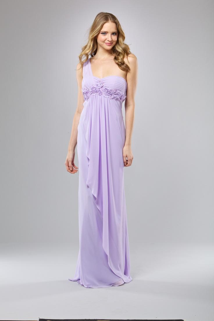 Amarisso New York Dress. Haute Couture. Spring Summer 2014. Long dress chiffon.