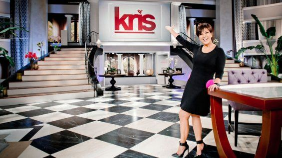 Kris Jenner's show will not air in 2014