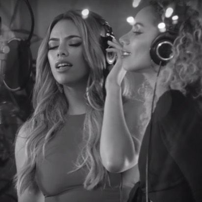 Fifth Harmony star Dinah Jane has gotten her Christmas gift early after scoring her dream duet with British singer Leona Lewis.  On December 7 the ladies surprised their fans by unveiling their 'Christmas Medley'. The track also has a video which was shot in black and white in the studio where the two were recording the tune.   Lewis took to Twitter to announce their work. I'm soo excited to share this with you guys! @dinahjane97 and I wanted to do something special for all of you this…