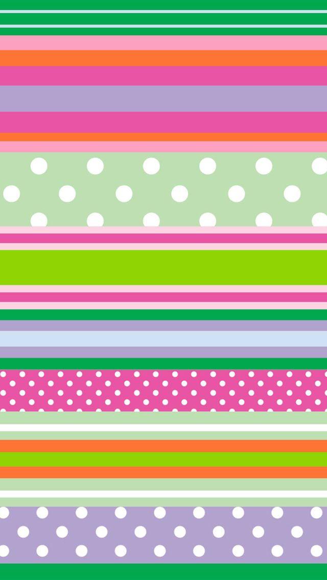 iPhone 5 wallpaper #preppy #stripes #pattern