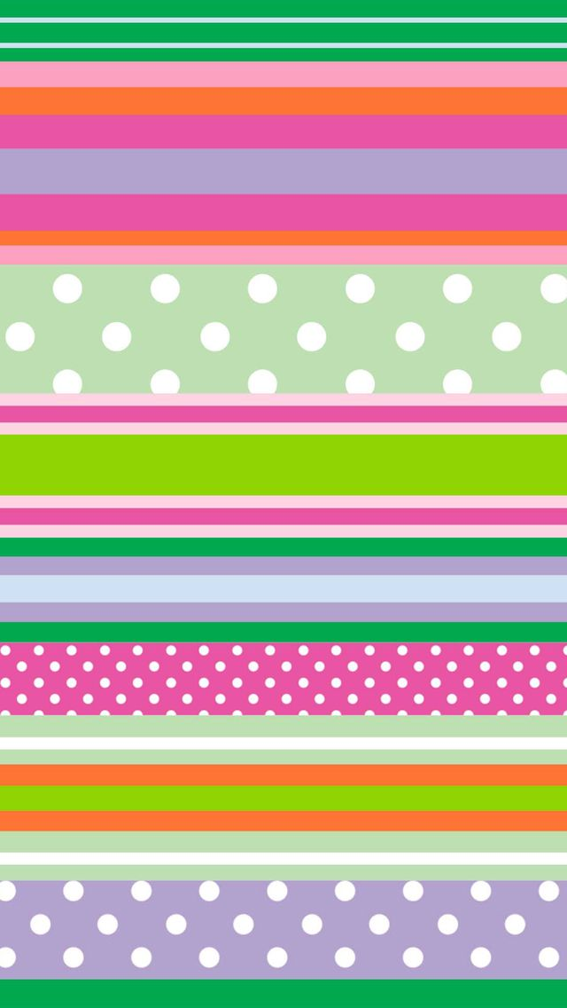 iPhone 5 wallpaper #preppy #stripes #pattern