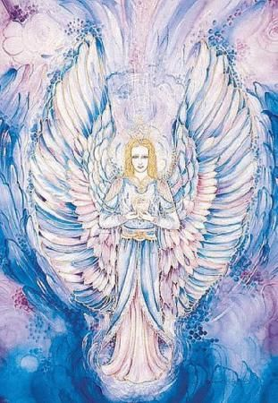 Archangel Raguel Aura colour – Pale Blue  Raguel is the angel of relationships, so call on him when you want to bring harmony to and strengthen friendships, bring the right people into your life or to heal an argument. He can help with any kind of relationship, including your relationship with yourself and with your angels, and bring hope into your life.