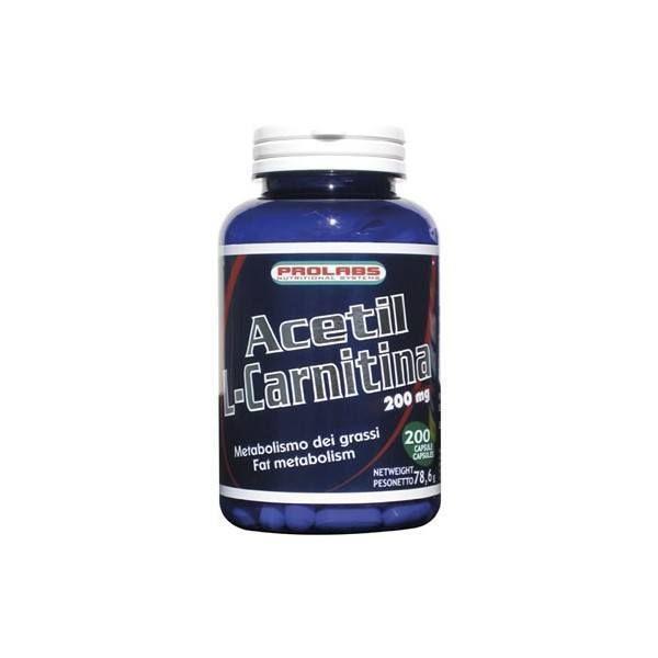 Acetil L- Carnitina