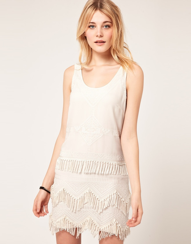 Flappers flapper dresses and french connection on pinterest