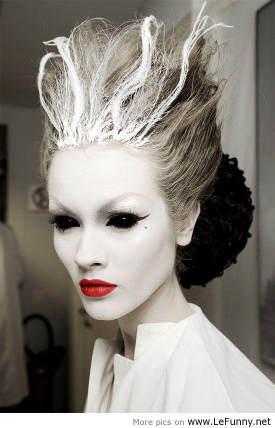 130 best Halloween Wedding Makeup images on Pinterest | Costumes ...