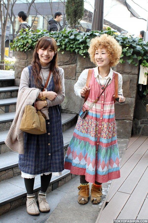 love Tokyo fashion.
