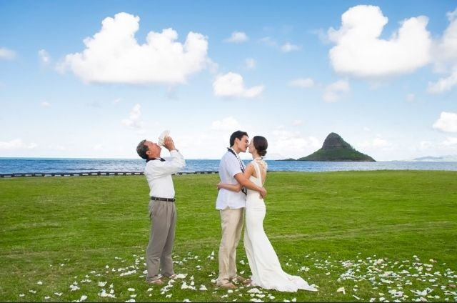 *Cue Melting Hearts and the Water Works... #RealBrides --- Book Today, Aloha!