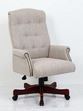 Кресло с высокой спинкой, с мягким сиденьем, с подлокотниками, с механизмом регулировки высоты (80мм газовый лифт) и наклона (Butterfly) кресла, ножки на роликах