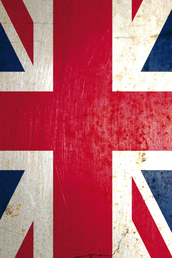 Bandera UK -  iPhone 4 • 4s • 5